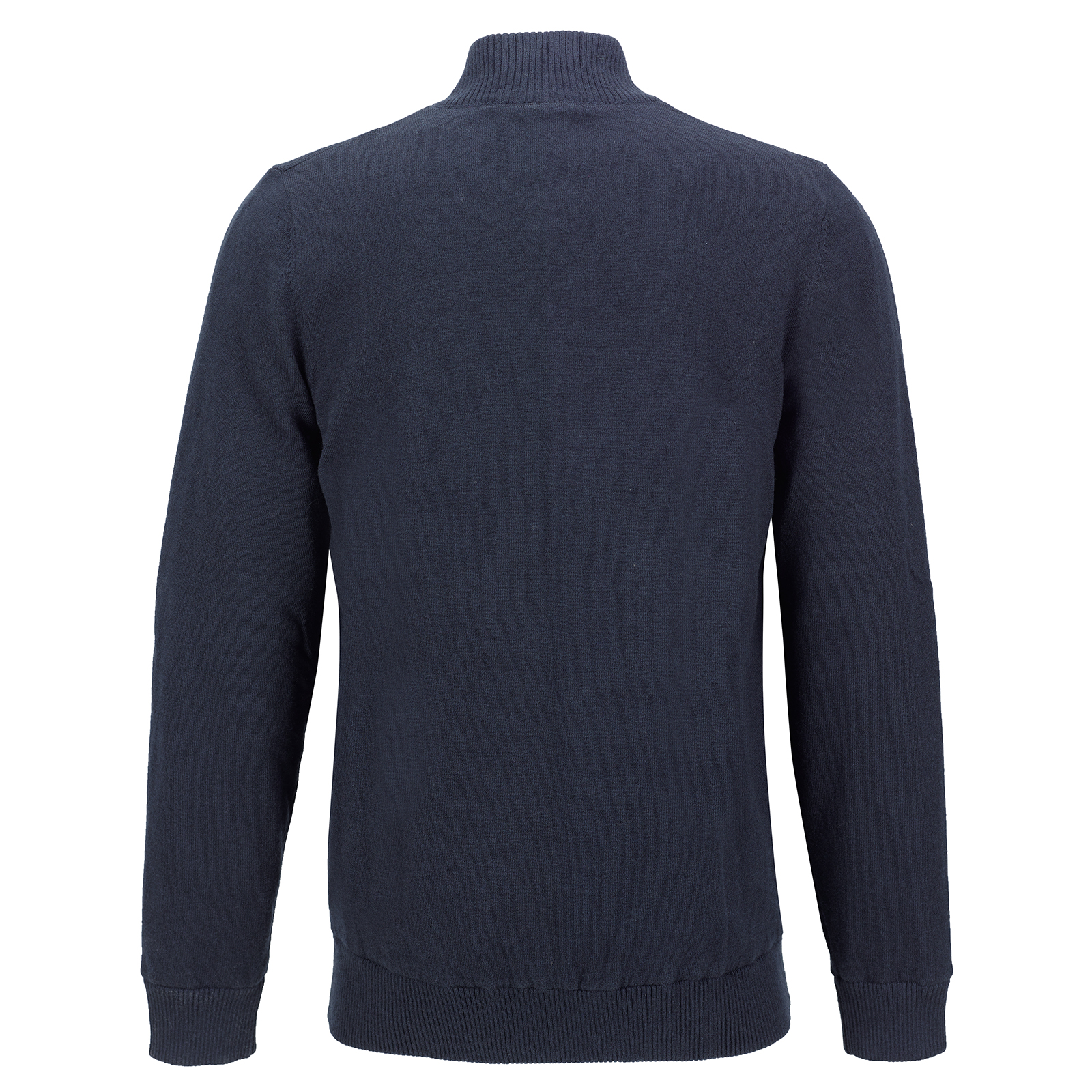 Herren Windstopp Golftroyer in Regular Fit aus exklusivem Merino Blend