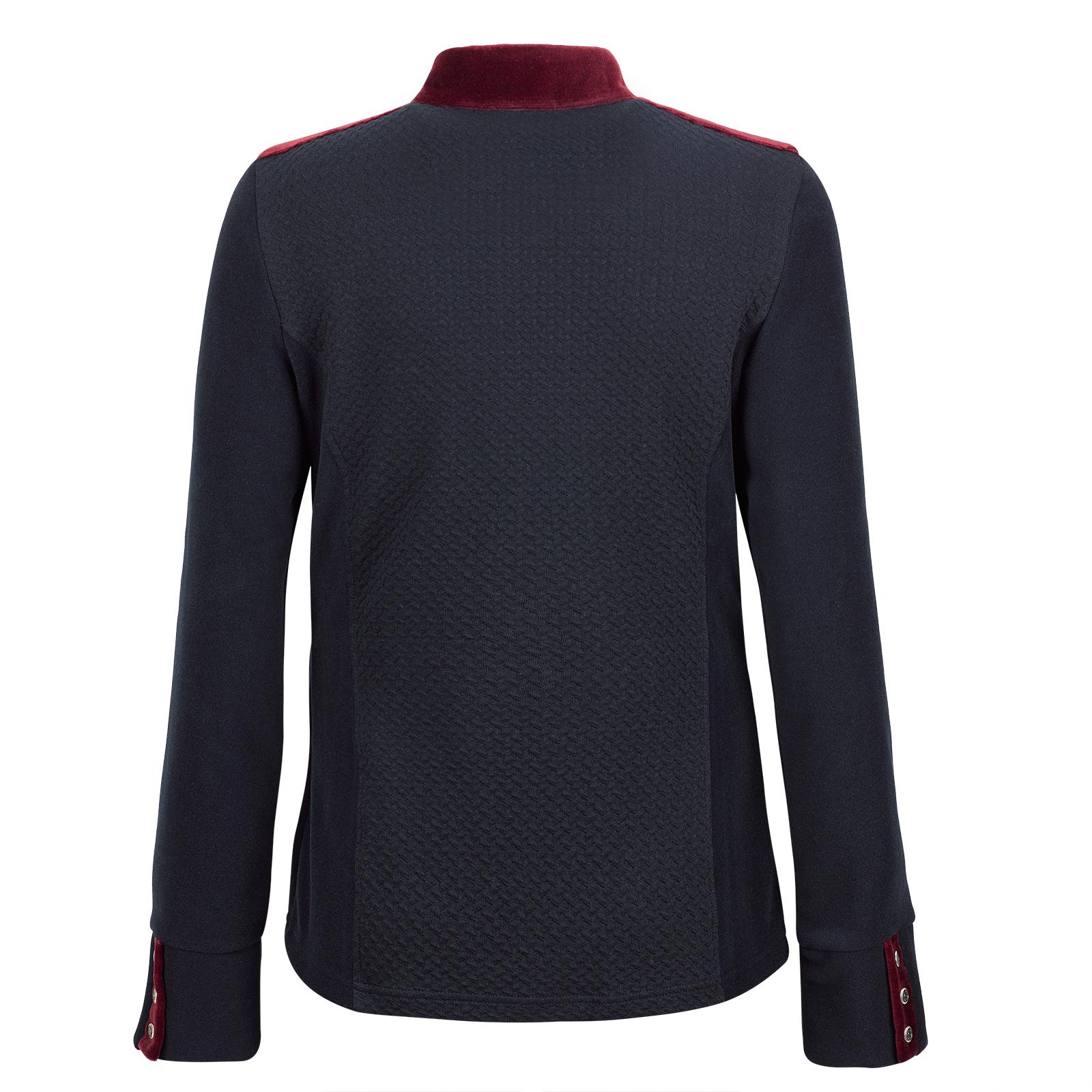 Damen Golf-Jacke mit exklusiver Struktur und Cold Protection Funktion