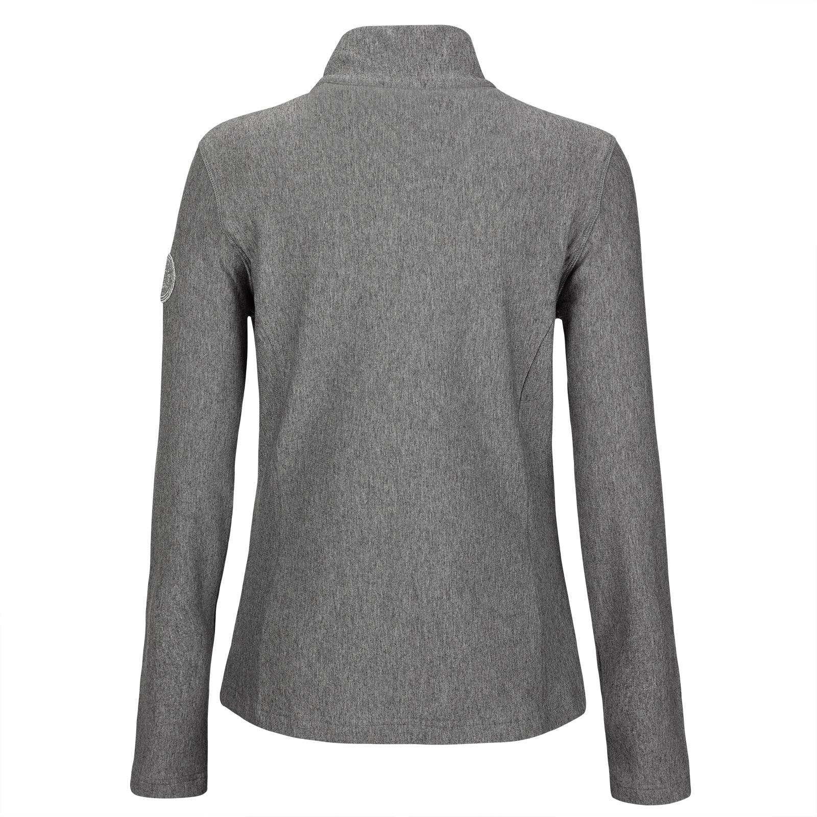 Damen Zip-Sweatshirt mit Cold Protection Funktion