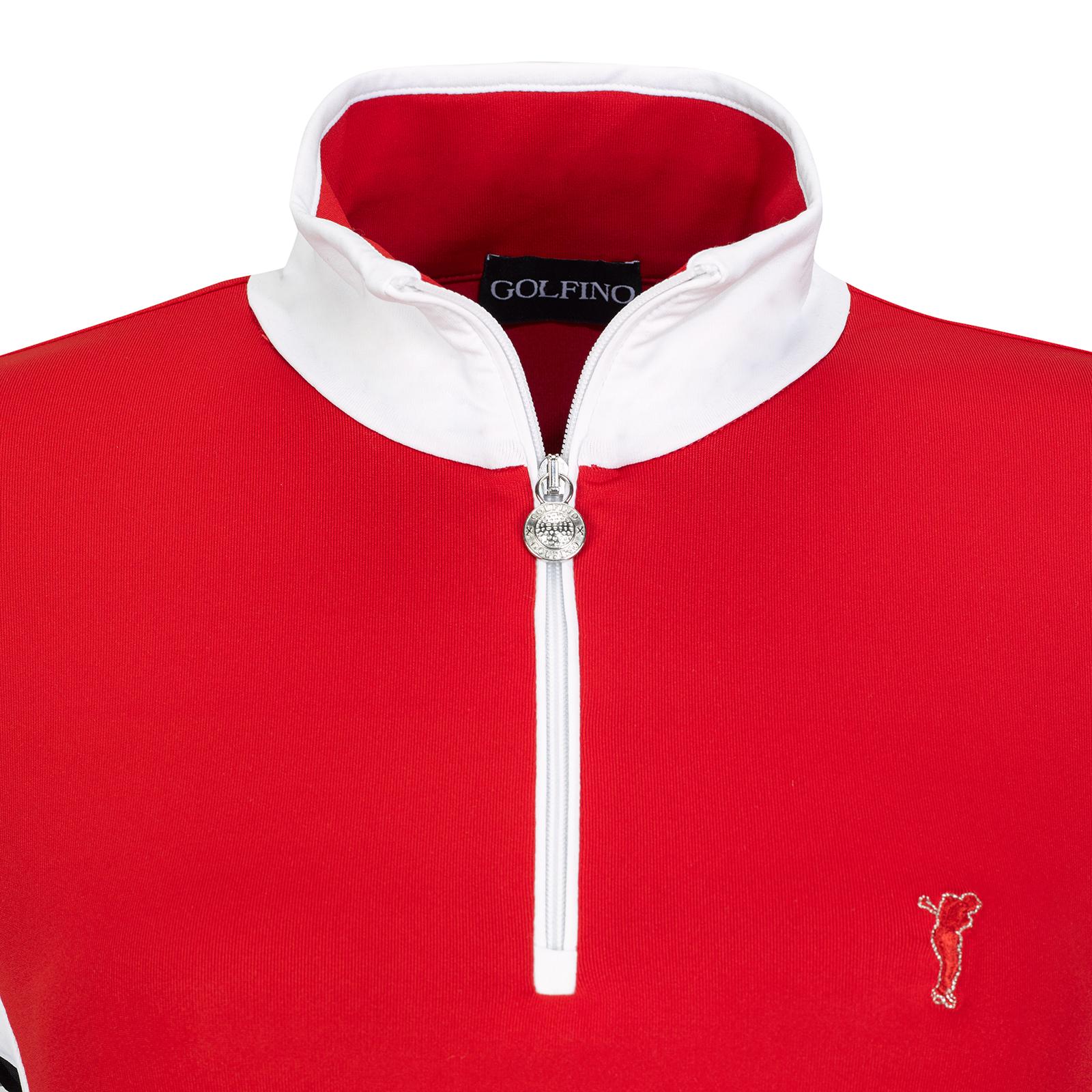 Damen Lycra® Golftroyer mit Moisture Management in Slim Fit