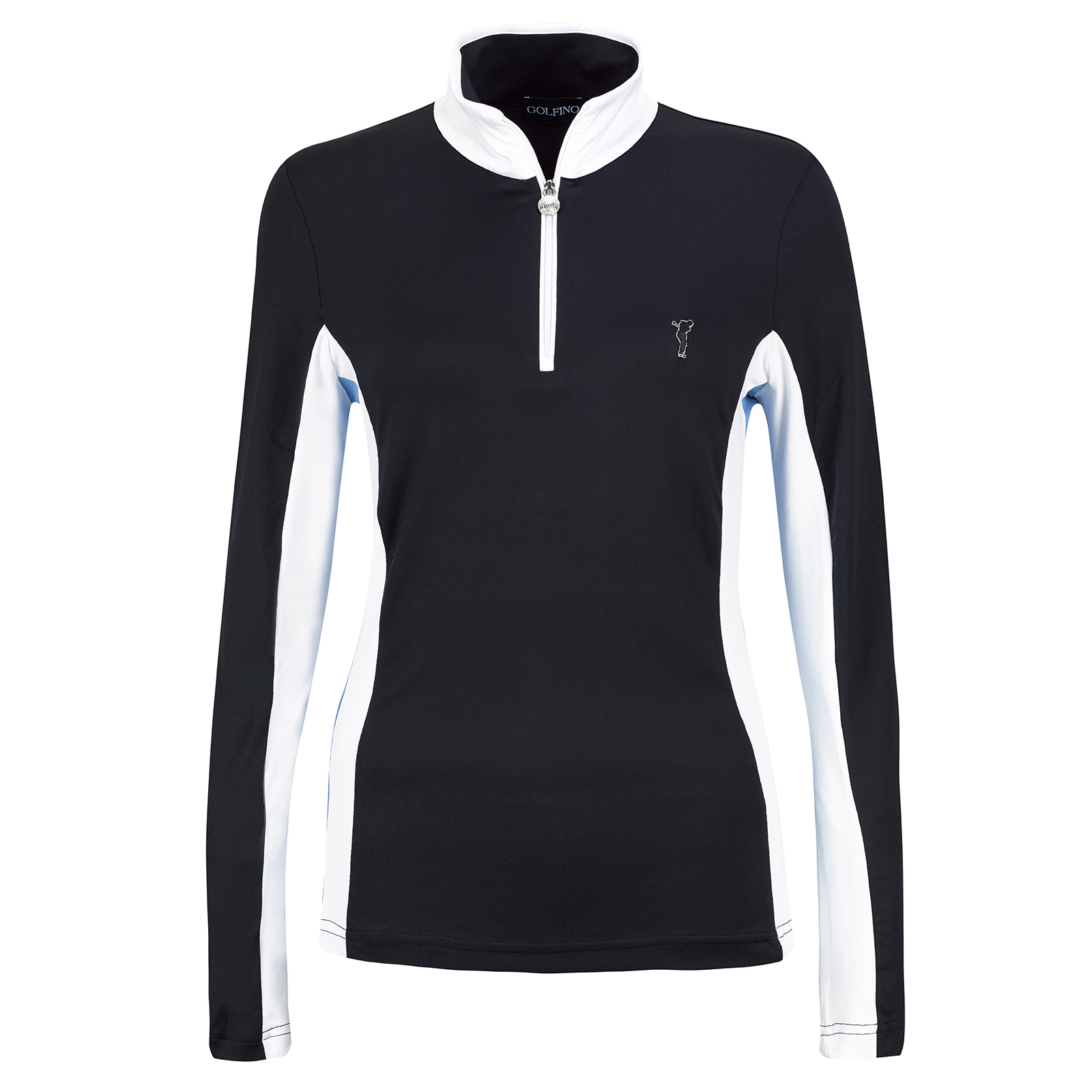 Damen Lycra® Golftroyer mit Moisture Management in Slim Fit