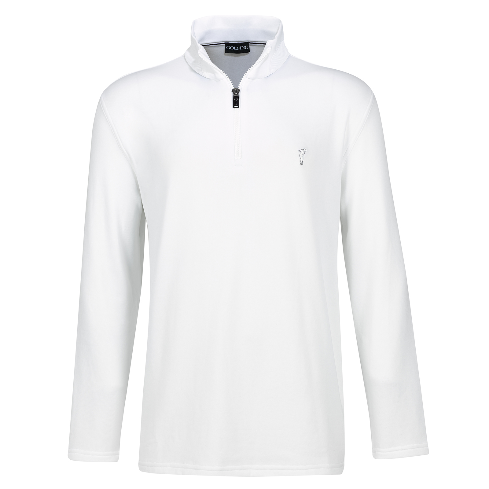 Men's long-sleeve thermo base layer in regular fit