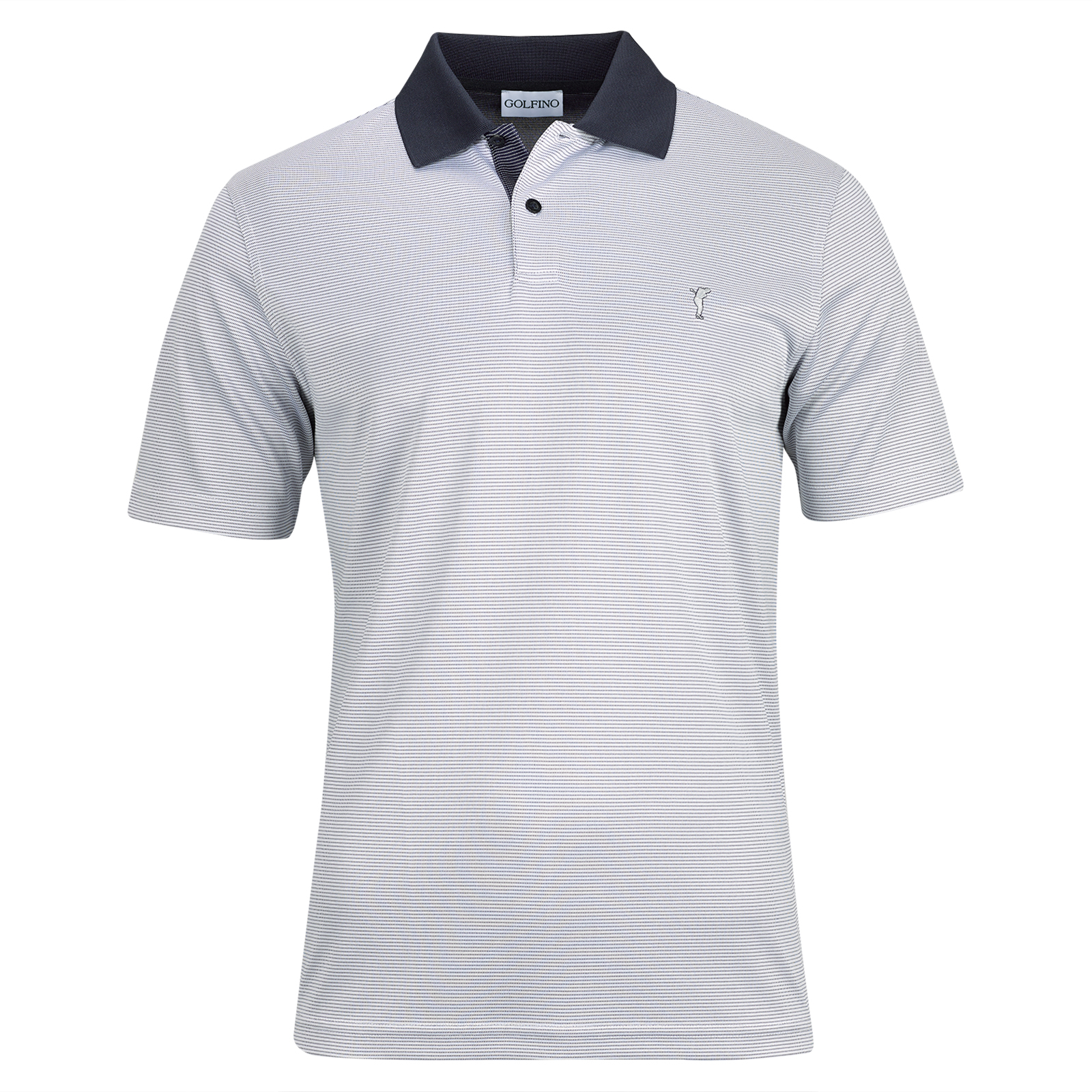 High Performance Herren Kurzarm Golfpolo Quick Dry in Regular Fit
