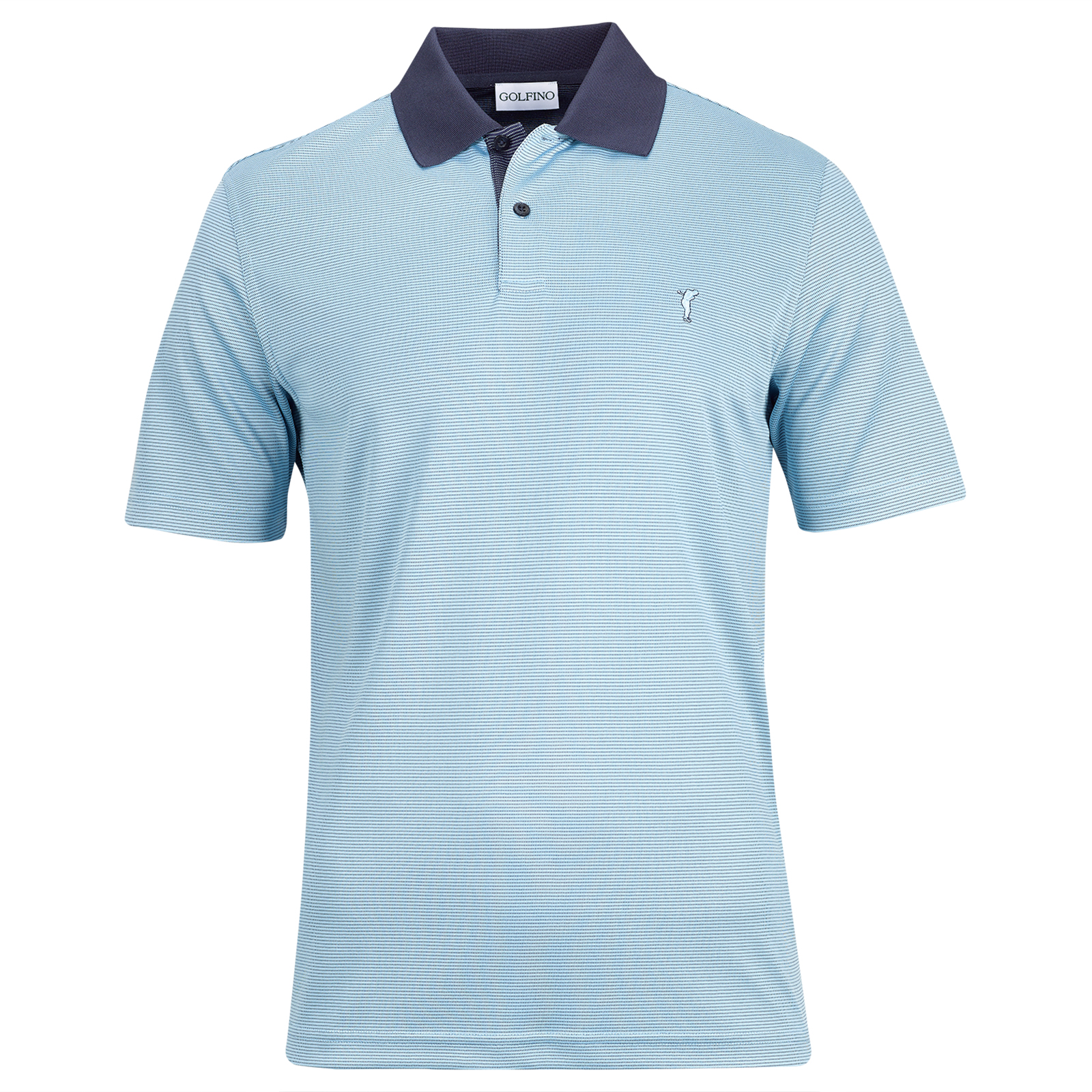 High Performance men's short-sleeve polo with Quick Dry in regular fit