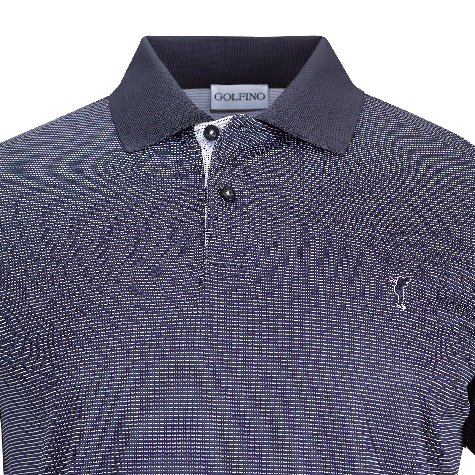 High Performance Herren Kurzarm Golfpolo Quick Dry in Regular Fit