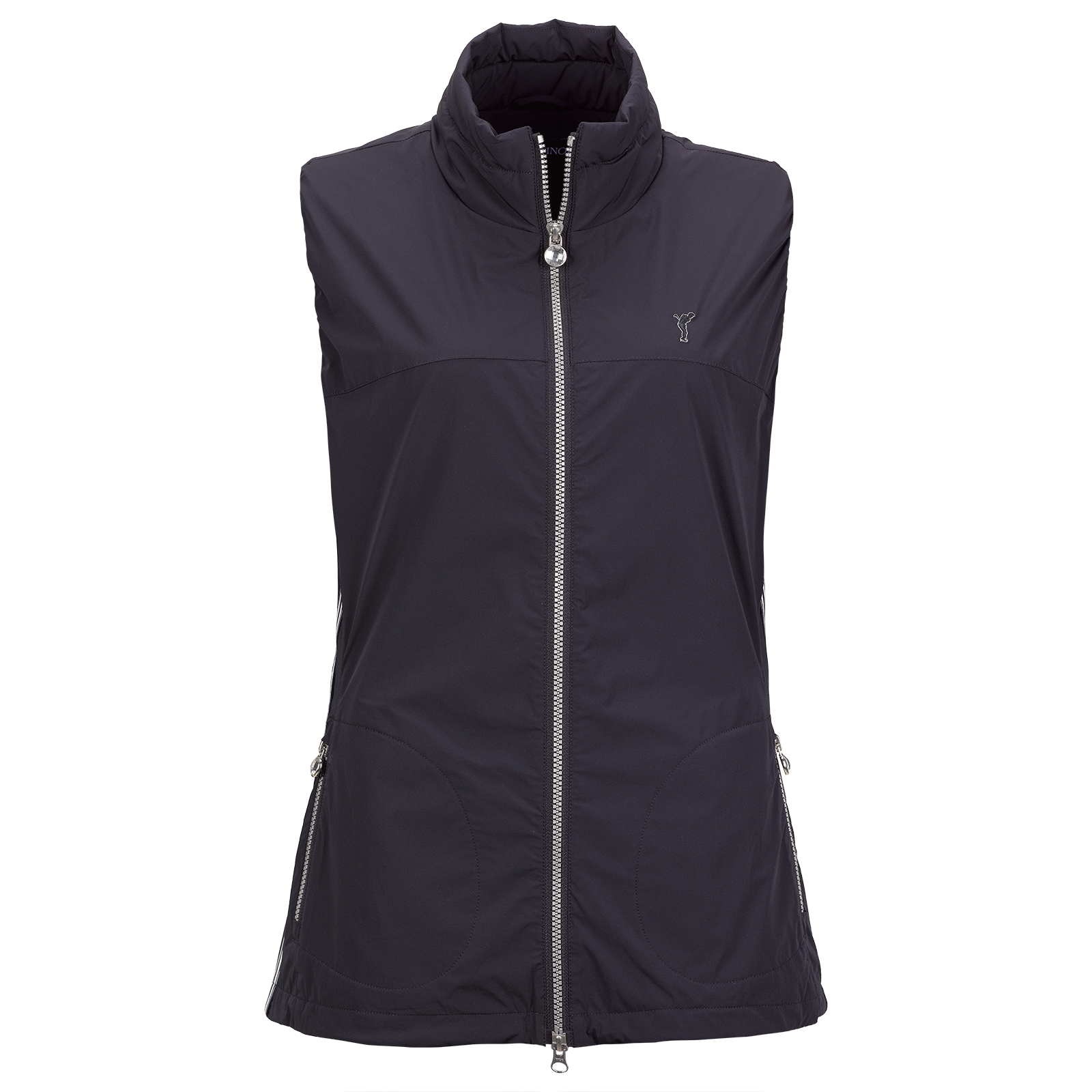 Windprotection Premium Golfweste Damen