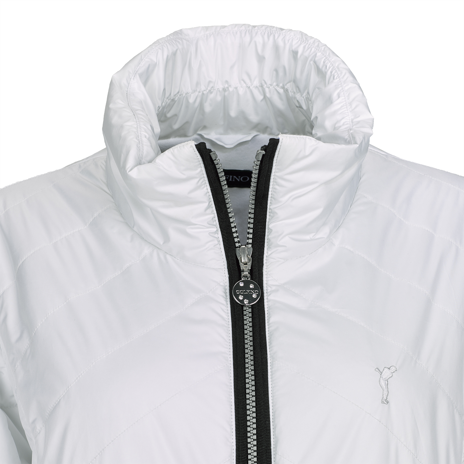 Atmungsaktive Damen Funktions-Steppjacke Wind Protection