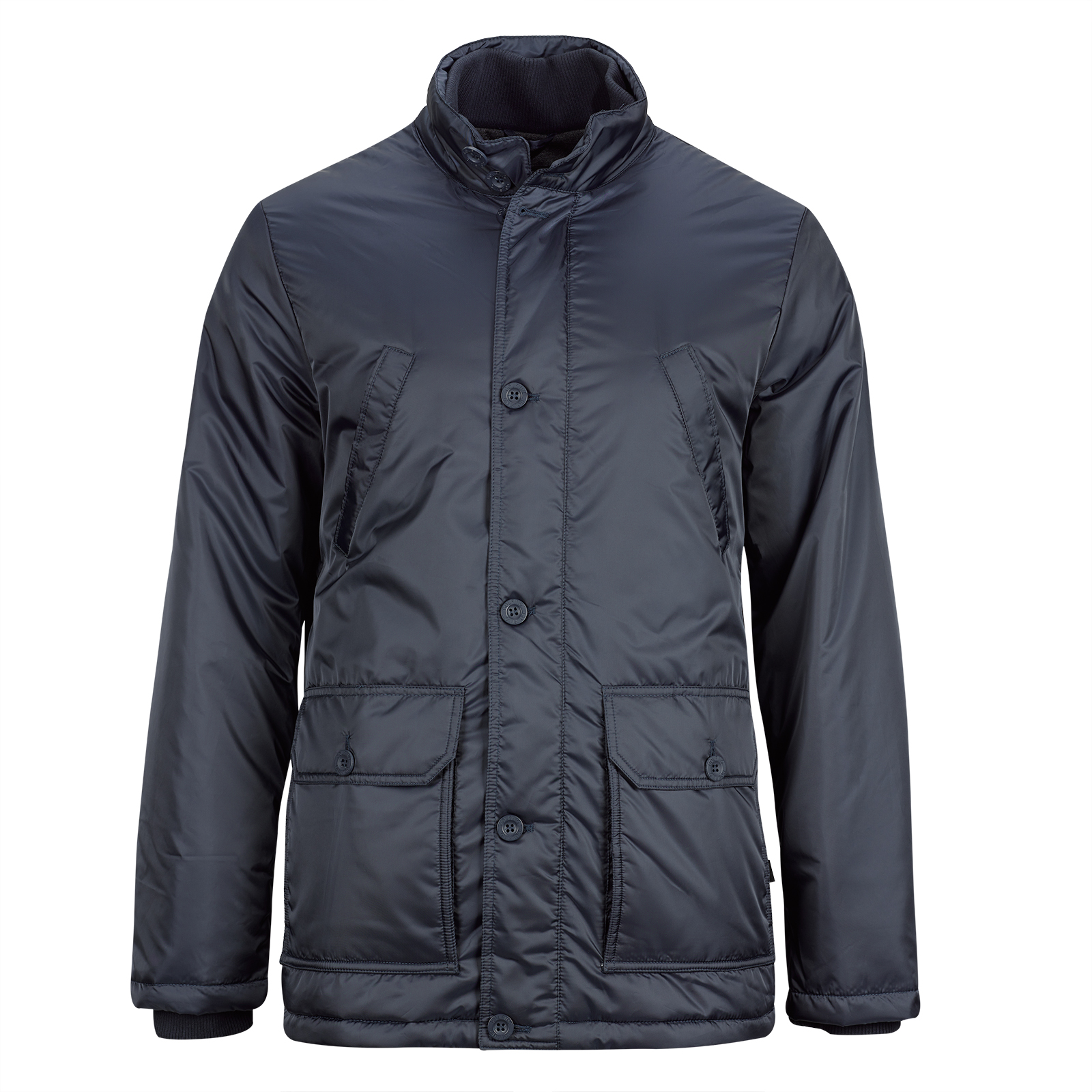 Men's micro stretch winter jacket with Cold Protection function