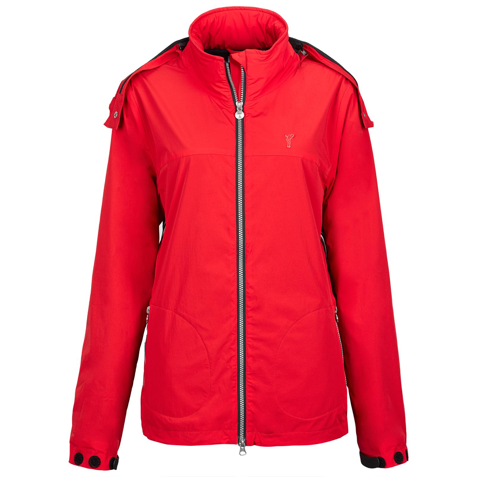 Premium Wind Protection ladies' thermo golf jacket