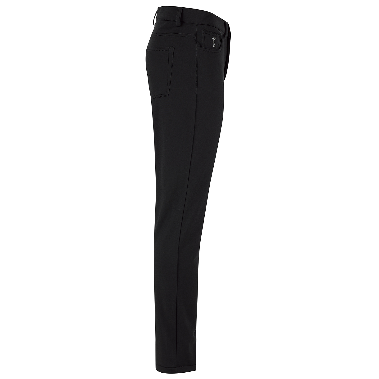 Damen 7/8 Slim-Fit Golfhose aus 4-Way-Stretch