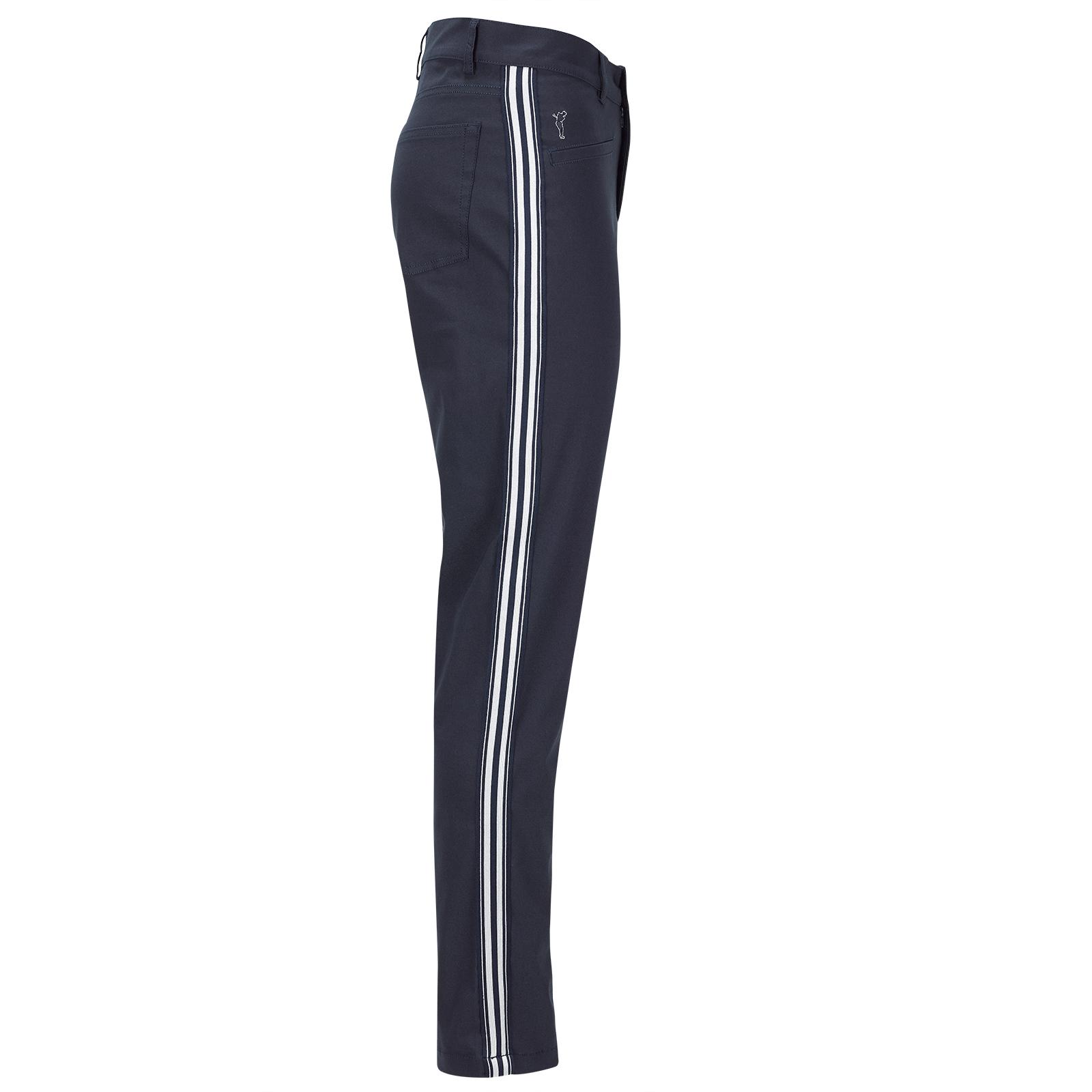 Damen 7/8 Golfhose aus Techno-Stretch mit Cold Protection und UV Schutz