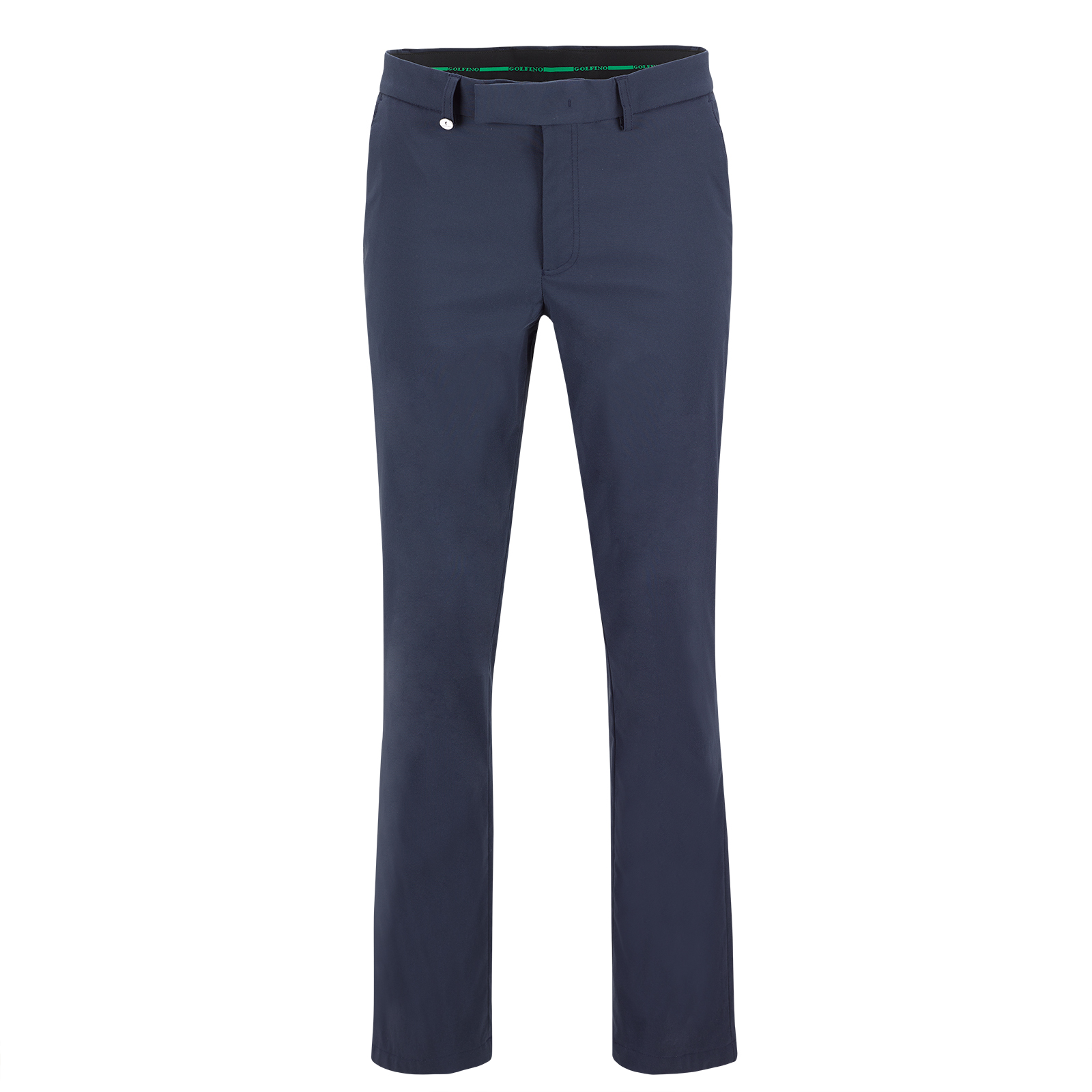 Performance men's functional golf trousers with Cold Protection