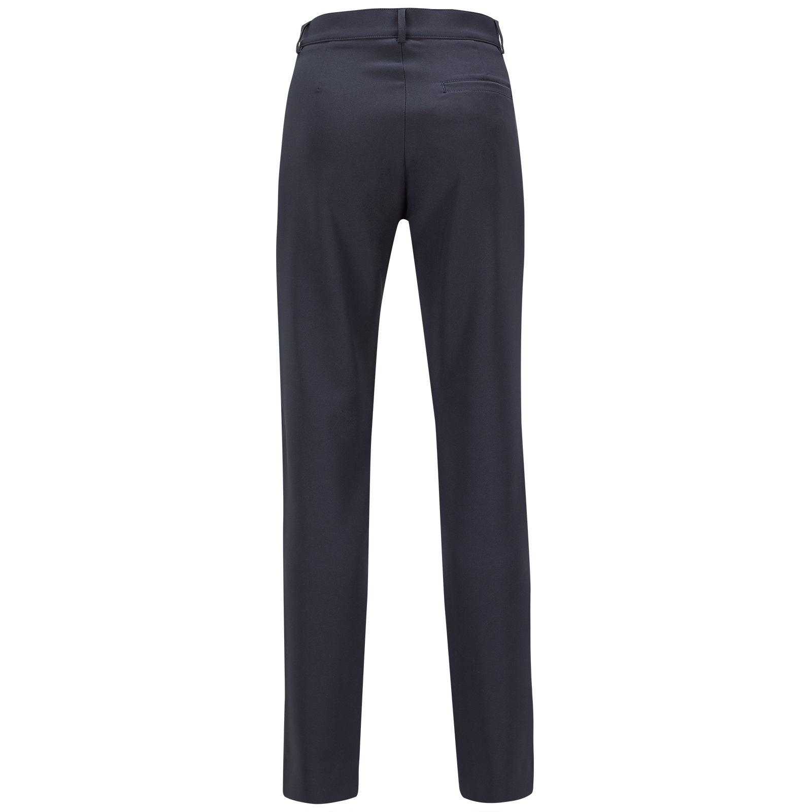 Stylish 7/8 length slim fit ladies' golf trousers from luxurious 4-way-stretch