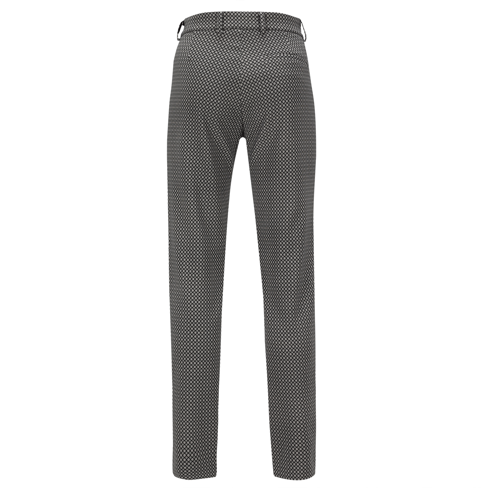 7/8 Damen Winter Power Golfhose aus 4-Way-Stretch mit modischem Printmuster