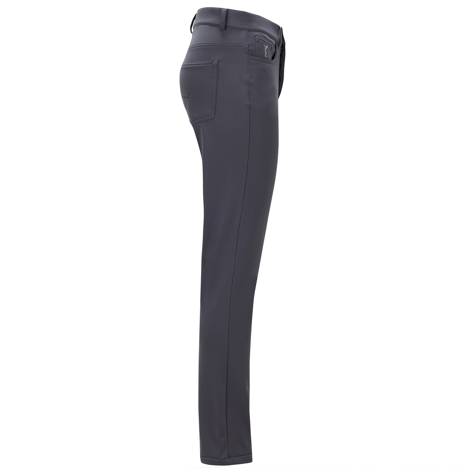 Damen Winter Power 7/8-Golfhose in Slim Fit mit 4-Way-Stretch