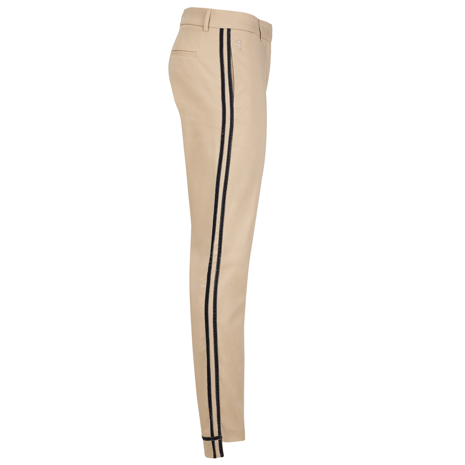Damen 7/8 Slim-Fit Stretch-Golfhose aus exklusivem Cotton Blend