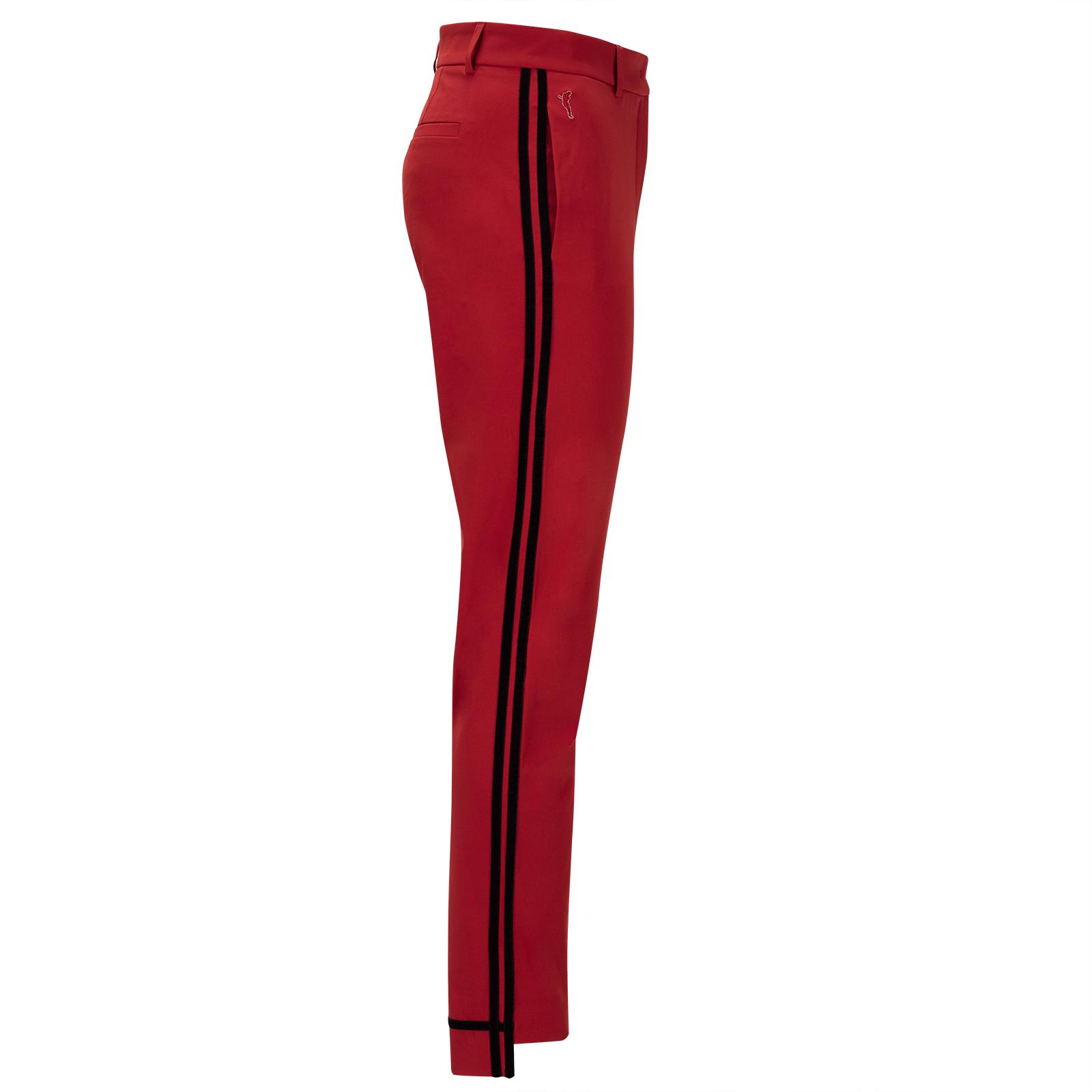 Damen 7/8 Slim-Fit Stretch-Golfhose aus exklusivem Cotton Blend
