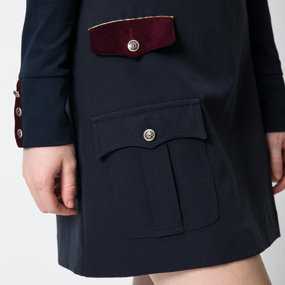 Damen Premium Golfskort aus ultraweichem Stretchmaterial