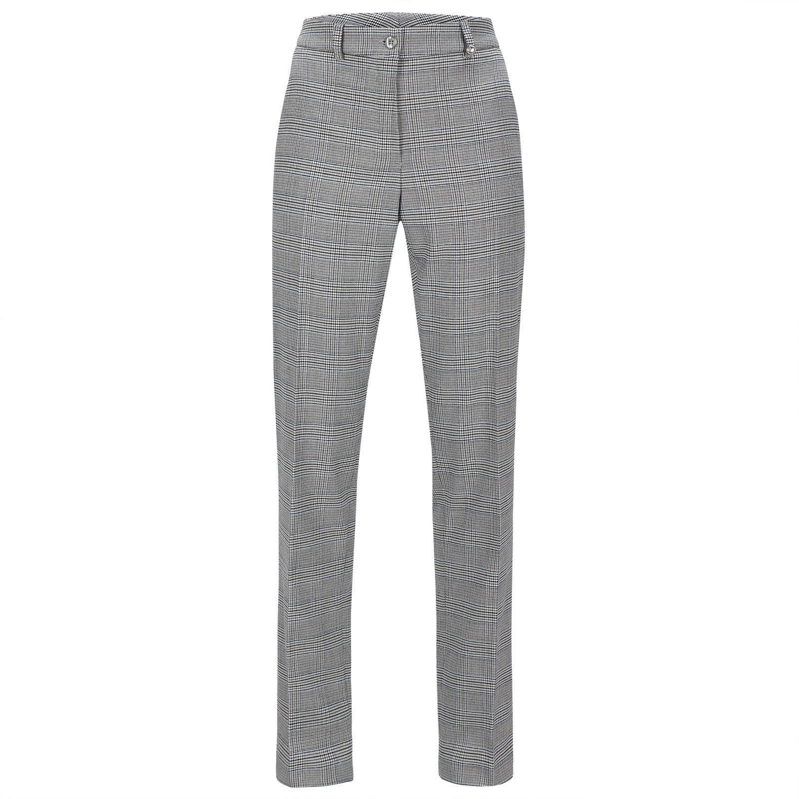 Elegant ladies' stretch golf trousers in regular fit