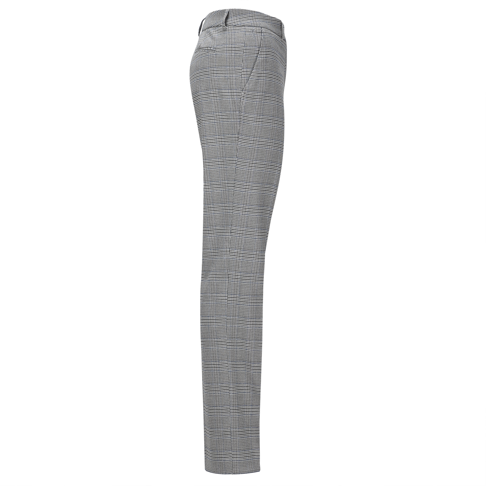 Elegante Damen Stretch-Golfhose in Regular Fit