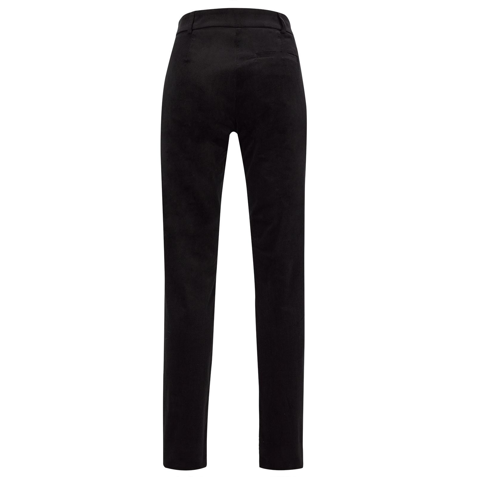 7/8 Damen Stretch Golfhose aus besonders hautfreundlichem Soft Cord