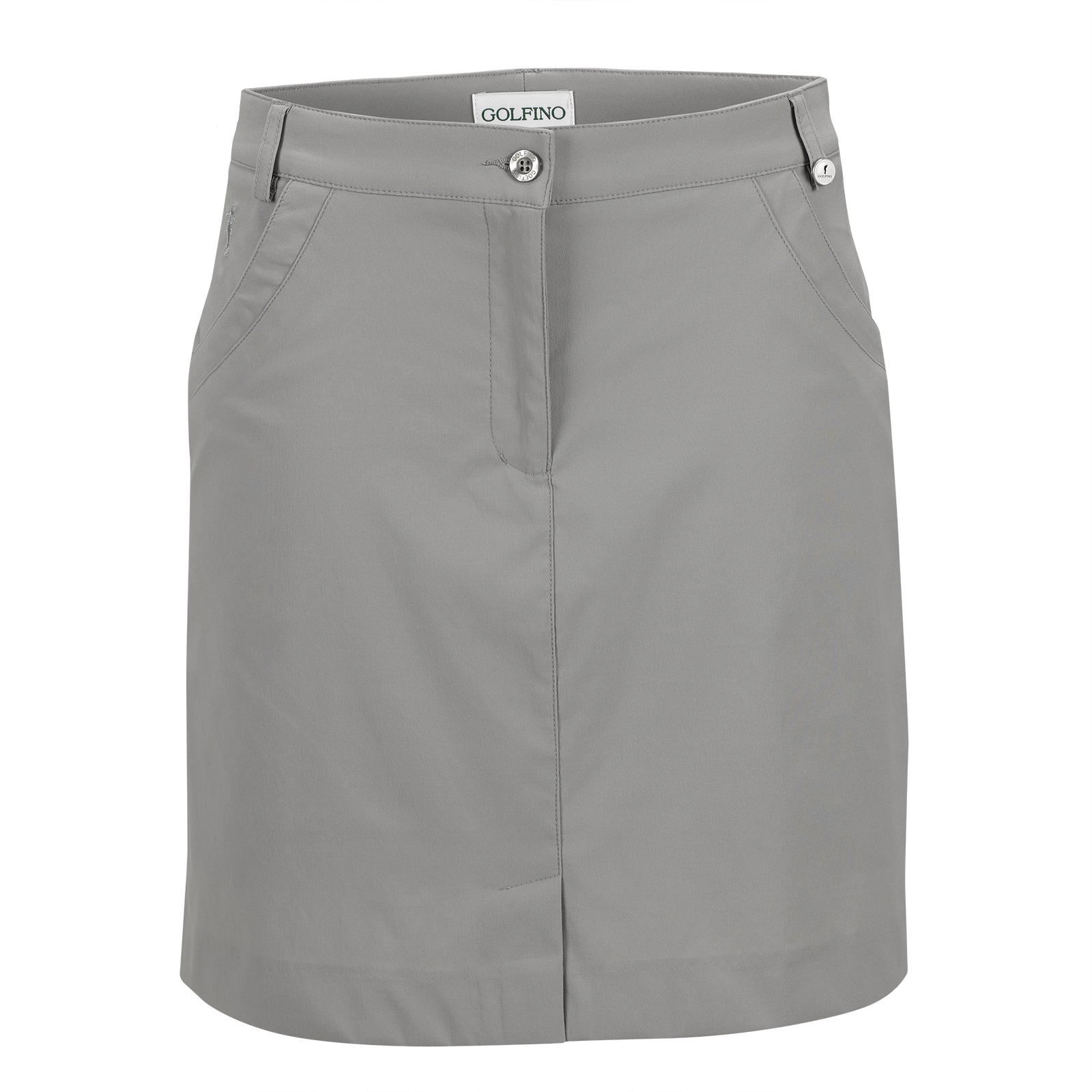 Sofiguard Damen Medium Golfskort aus Techno-Stretch mit Sun Protection