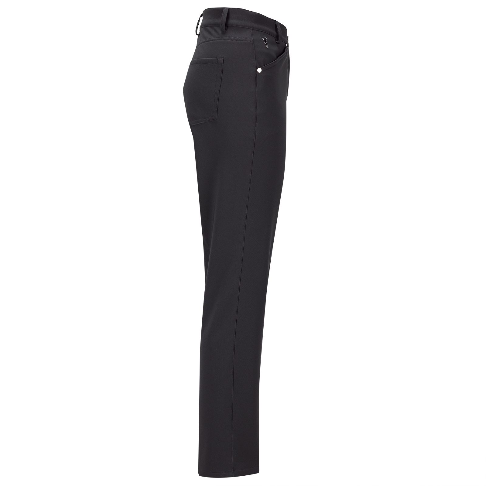 Moderne 7/8 Damen 4-Way-Stretch Thermo-Golfhose in Slim Fit