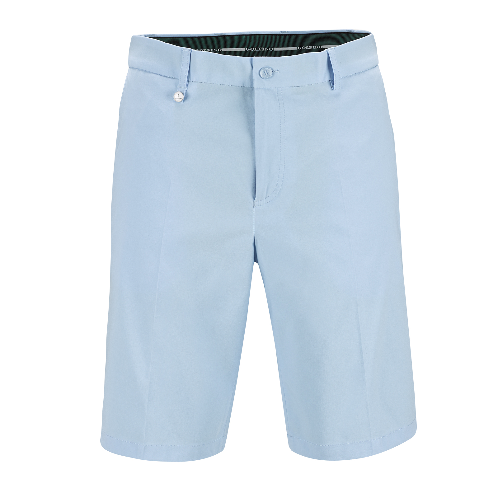 Light Techno Stretch Herren Golf-Bermuda Sun Protection in Comfortable Fit