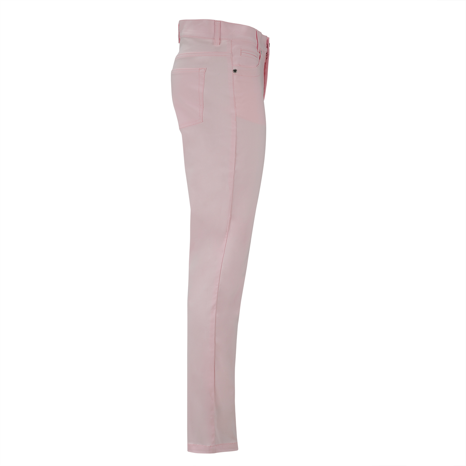 Cotton-Blend 7/8 Damen Stretchhose mit UV-Schutz