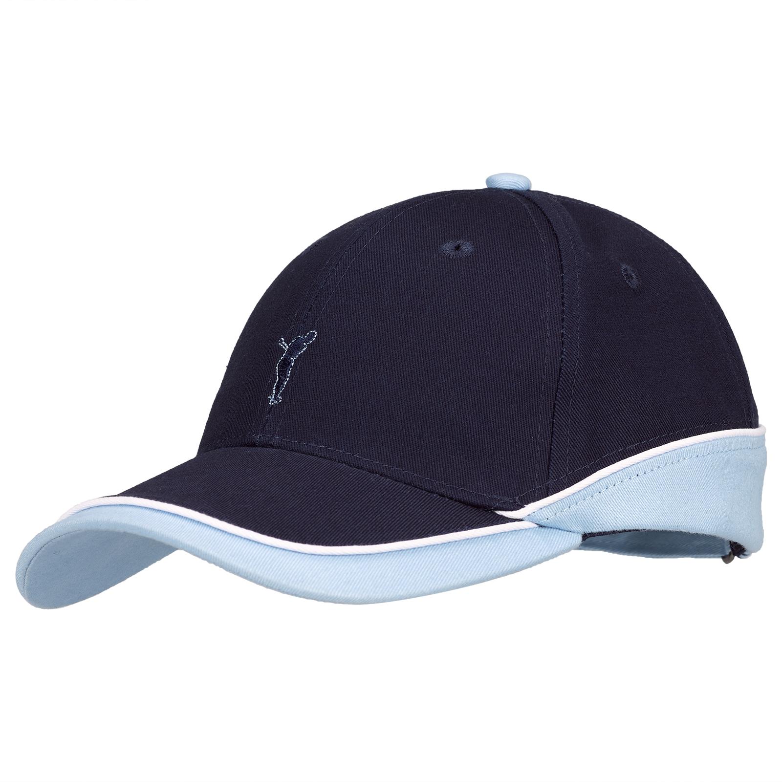 Performance Herren Golfcap aus reiner Baumwolle im Pro-Look
