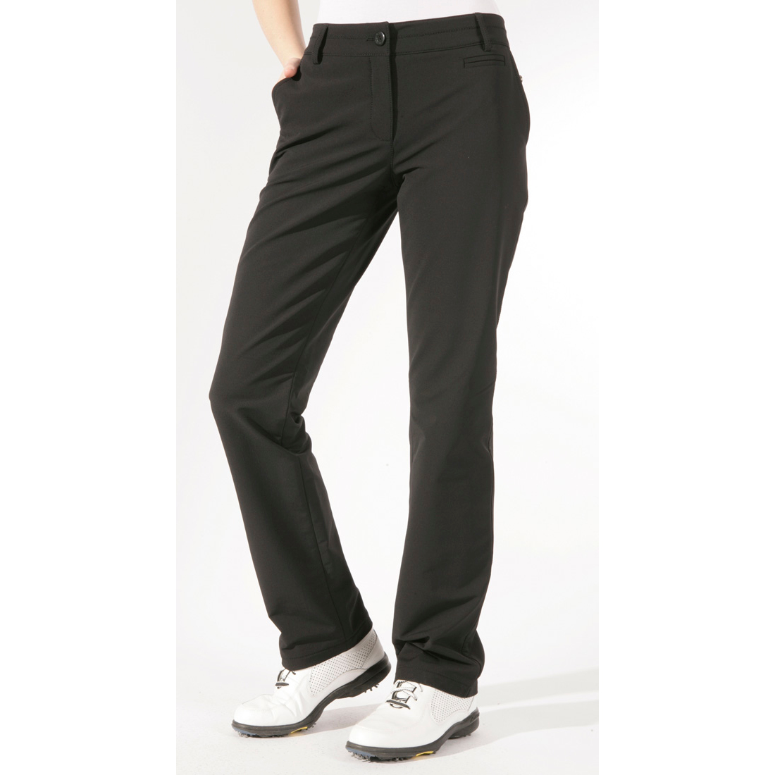 4 Way Stretch Damen Thermohose