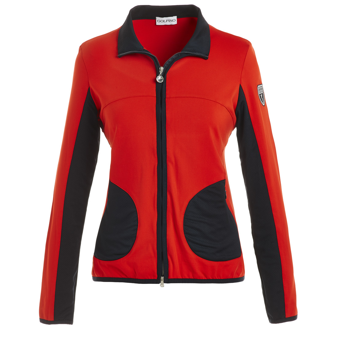 Damen Techno Stretch Jacke