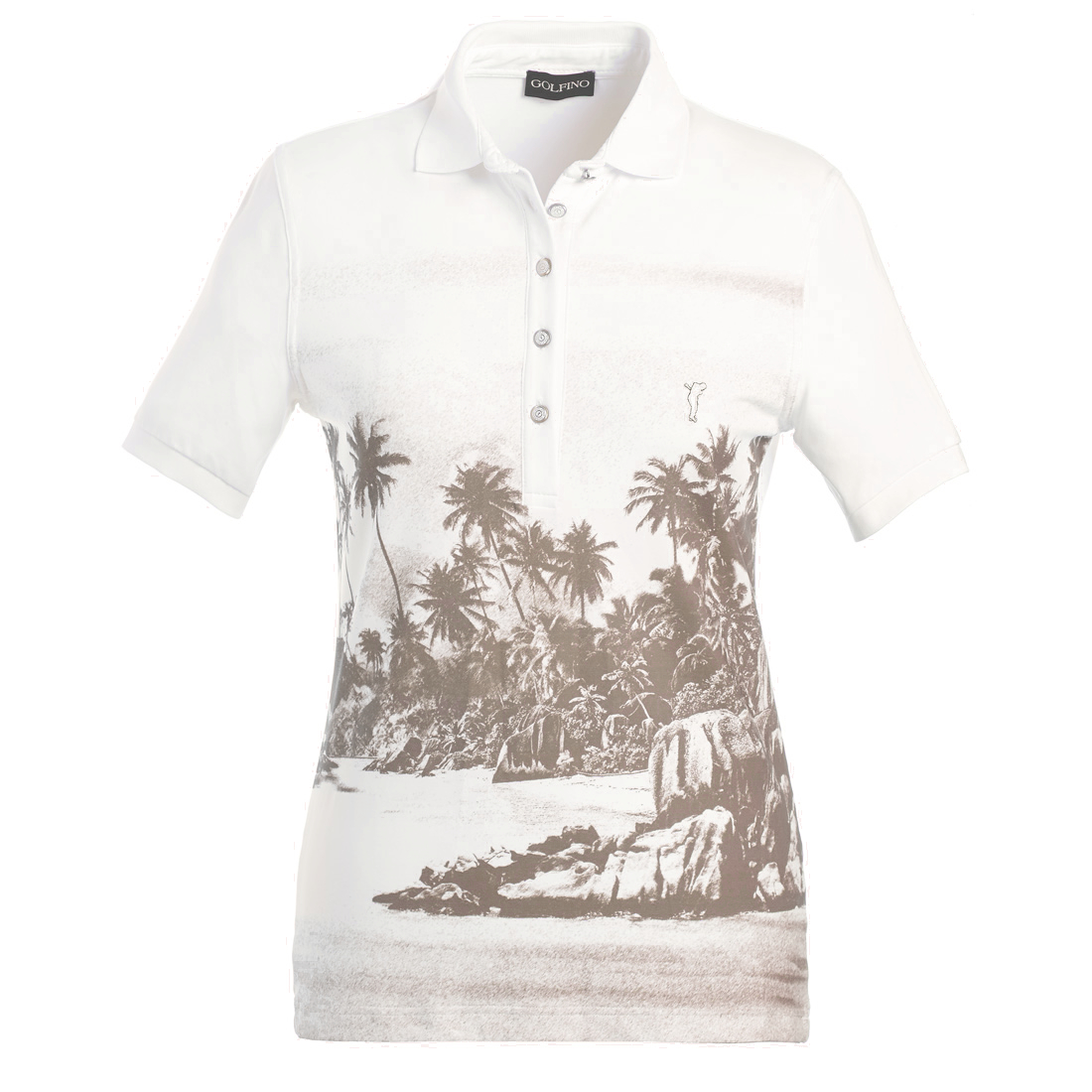 Damen Dry Comfort Jersey Polo