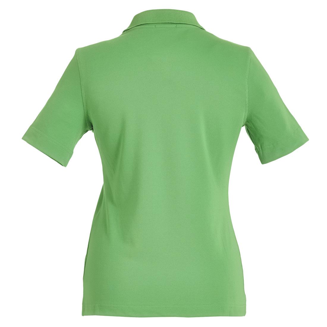 Piqué Poloshirt mit UV-Schutz