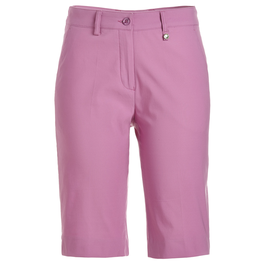 Techno Stretch Bermudas Radiant Orchid