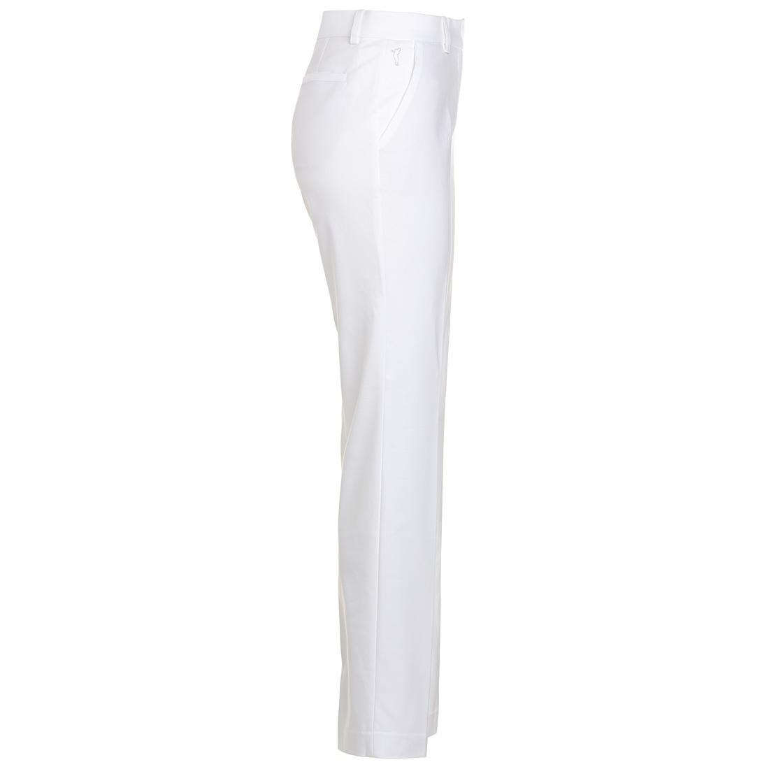 Luxuriöse Damen Stretch Hose