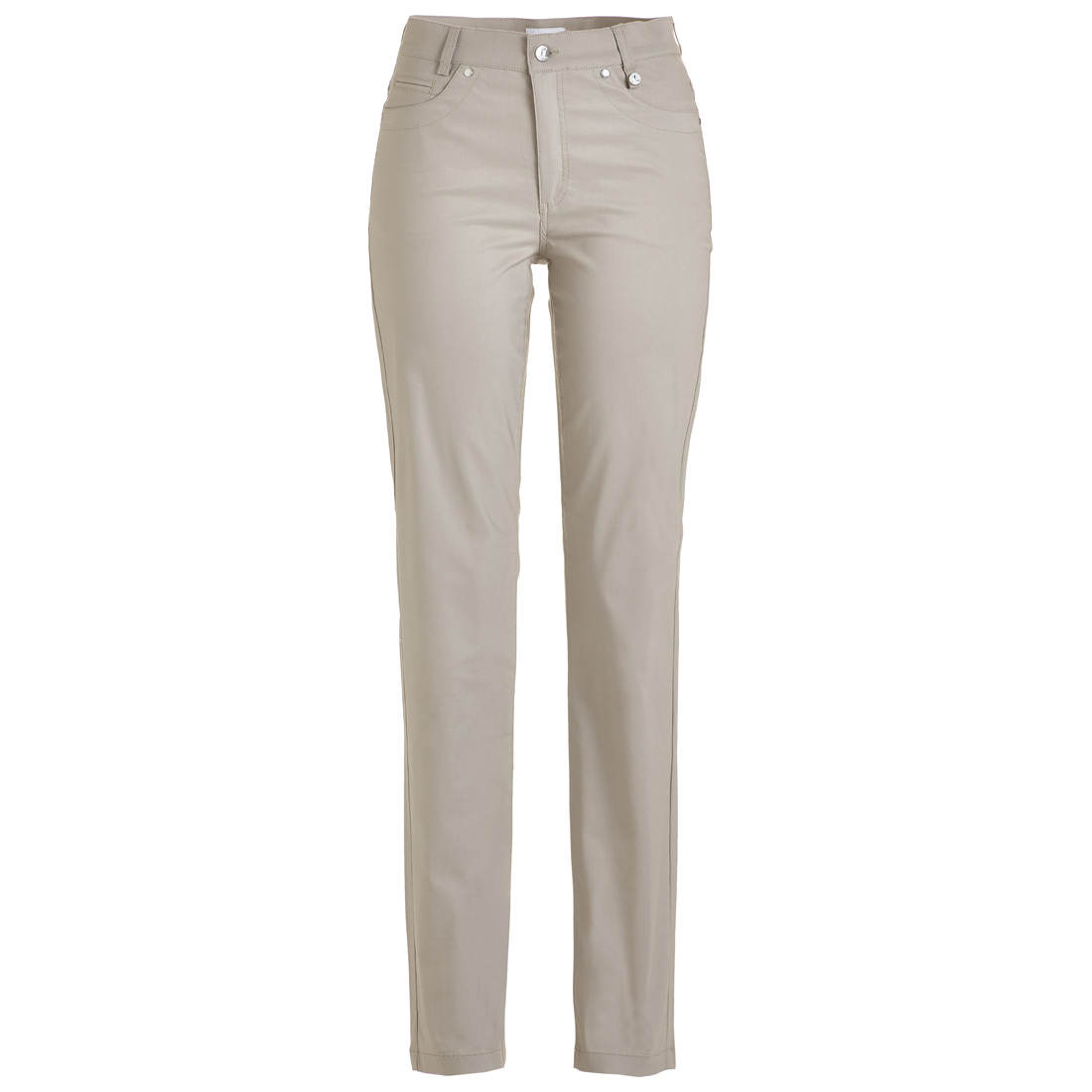 Damen 5-Pocket Techno Stretch Hose