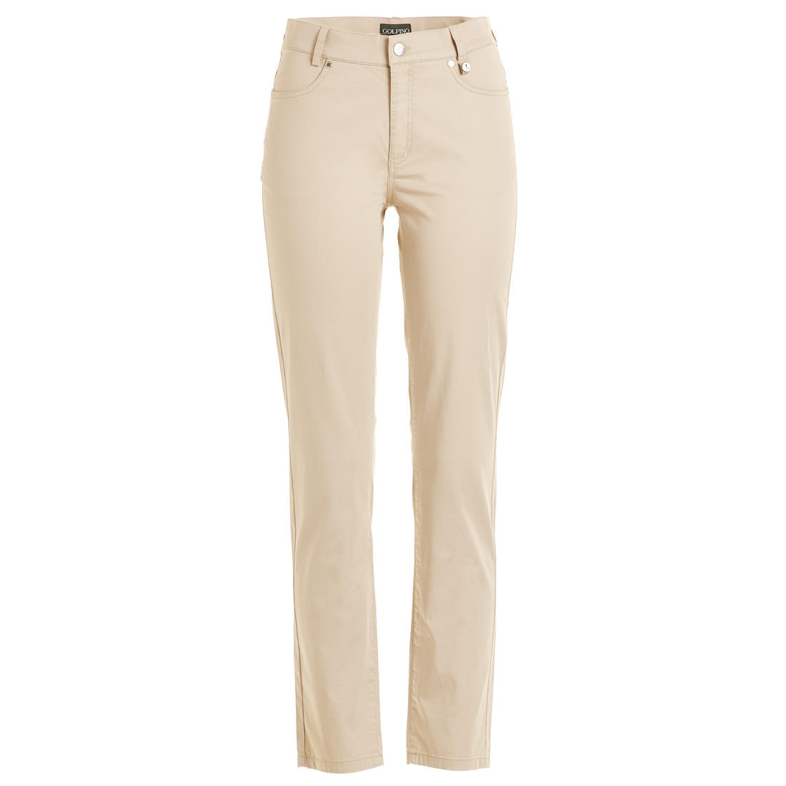 Damen 7/8-Baumwoll Stretch Hose