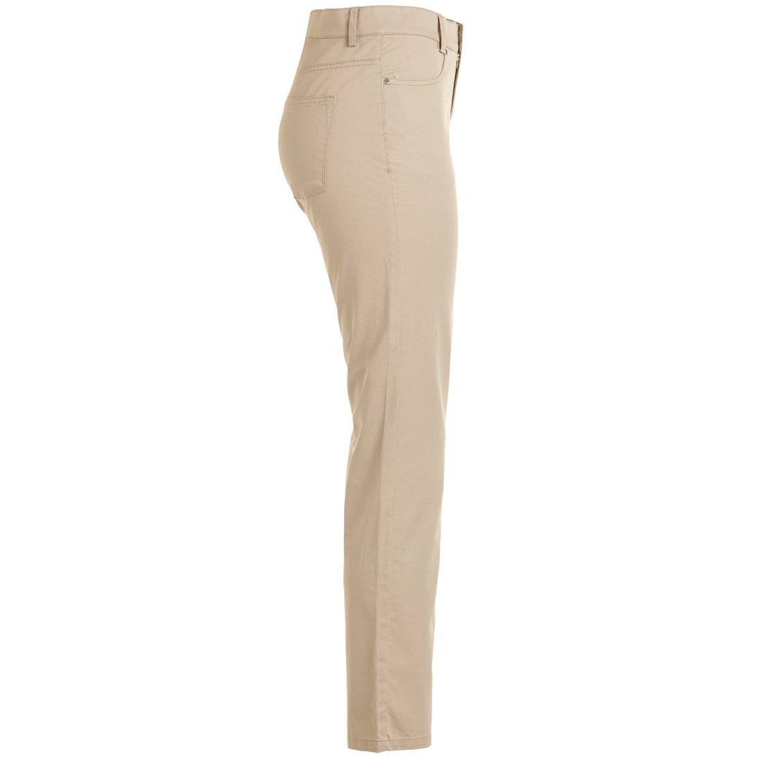 Damen 7/8-Baumwoll Stretch Hose
