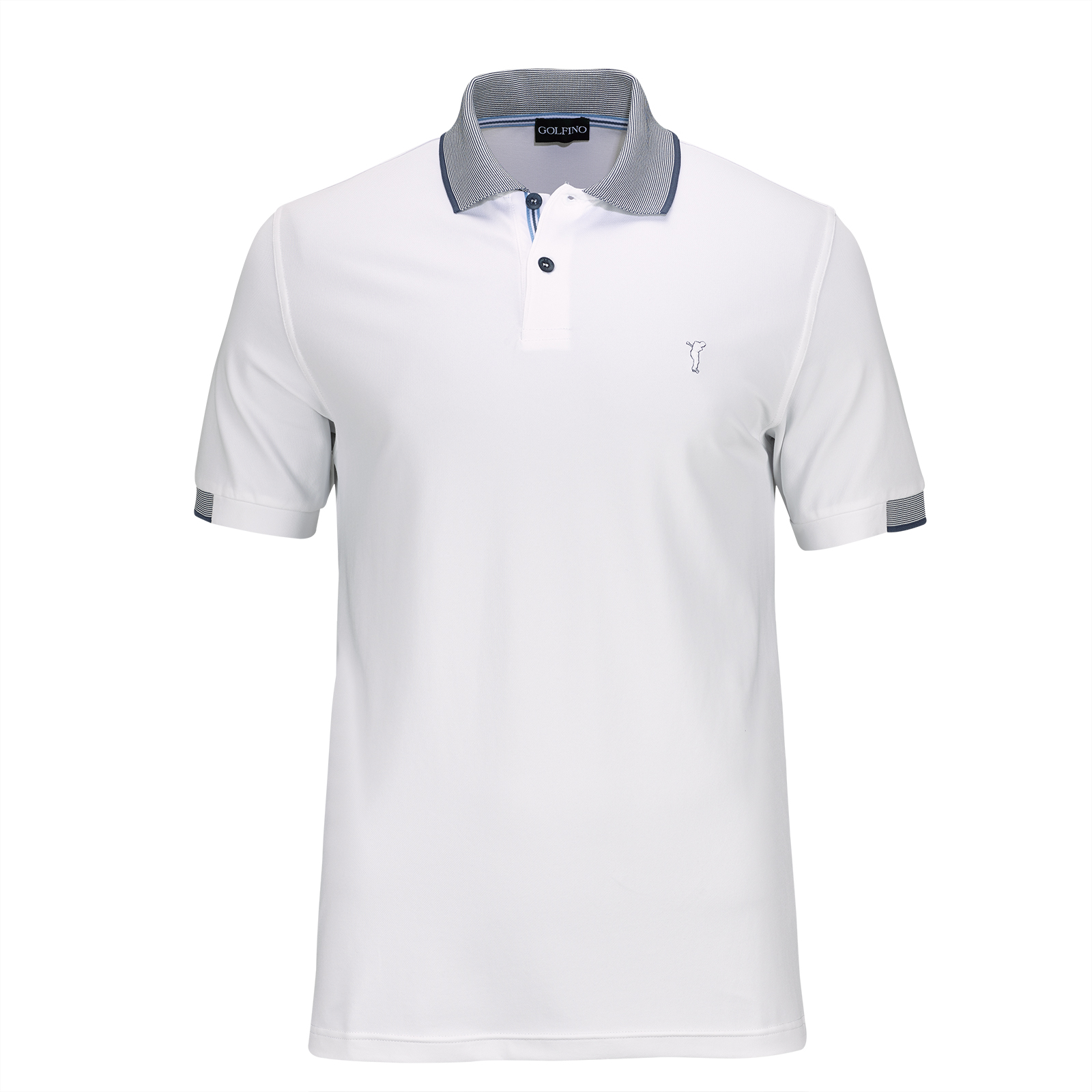 Summery men's sun protection golf polo Resort Wear