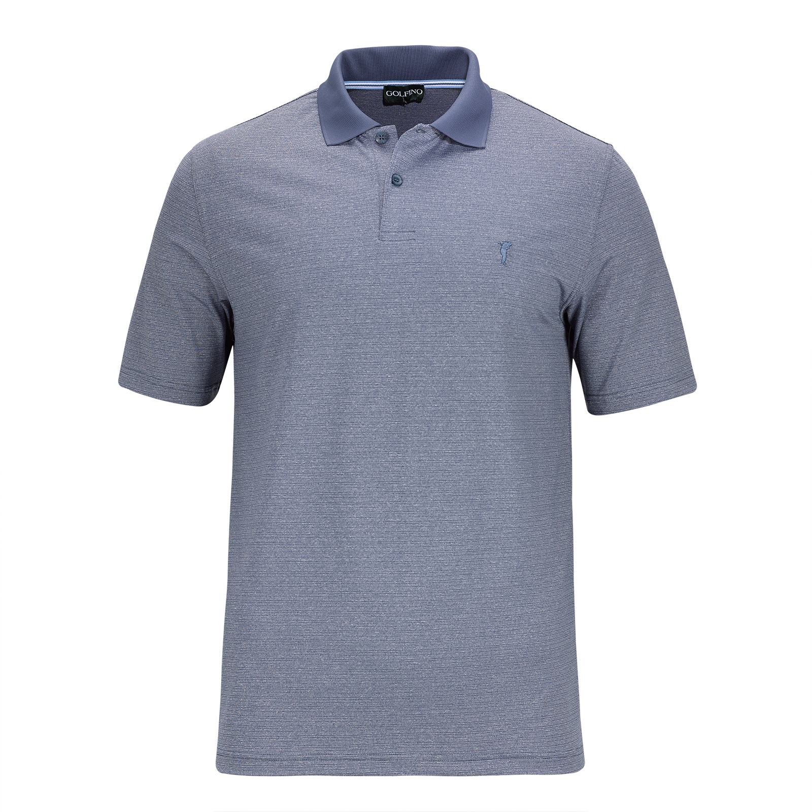 Herren Resort Wear Golfpolo mit Moisture Management