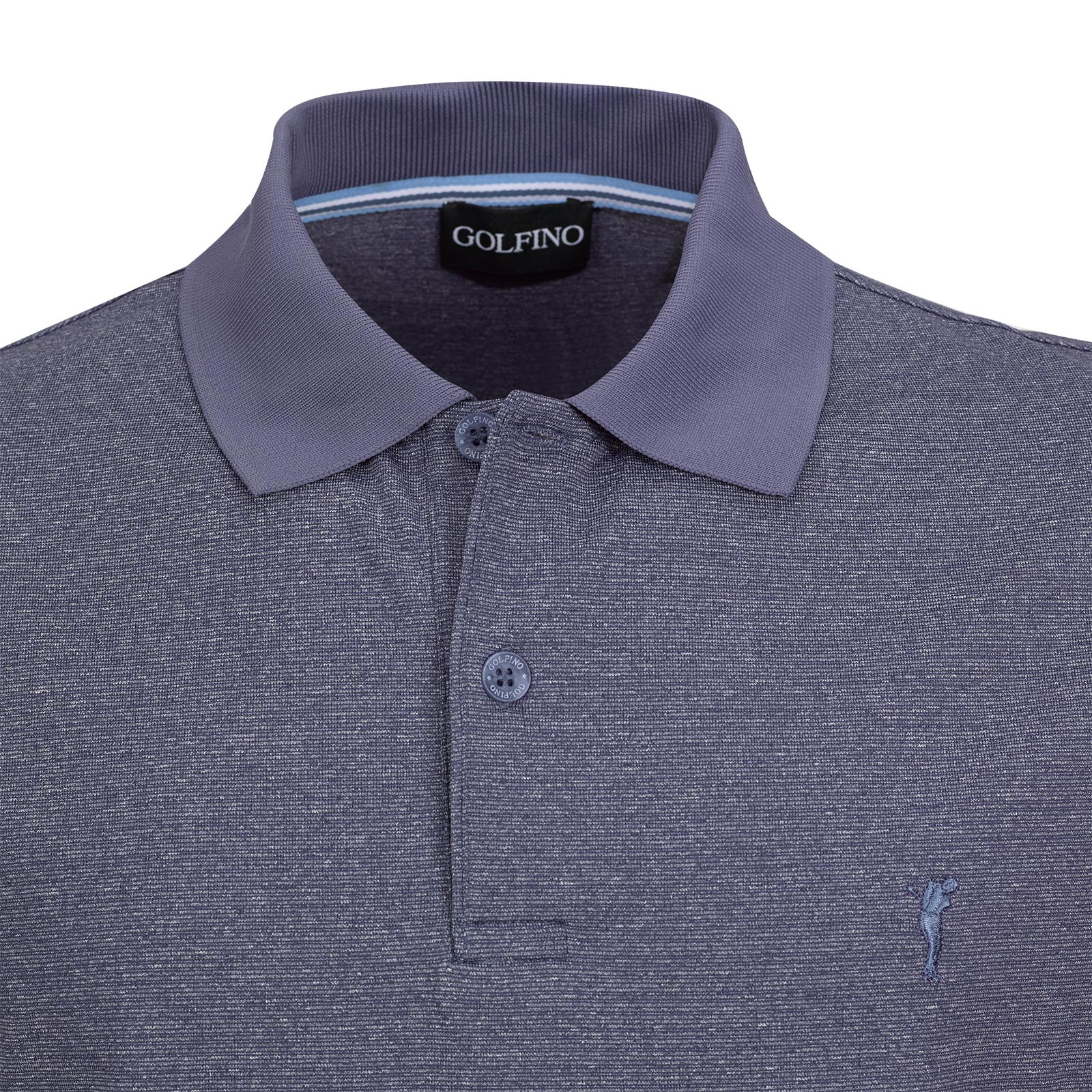 Men's Resort Wear golf polo with moisture management