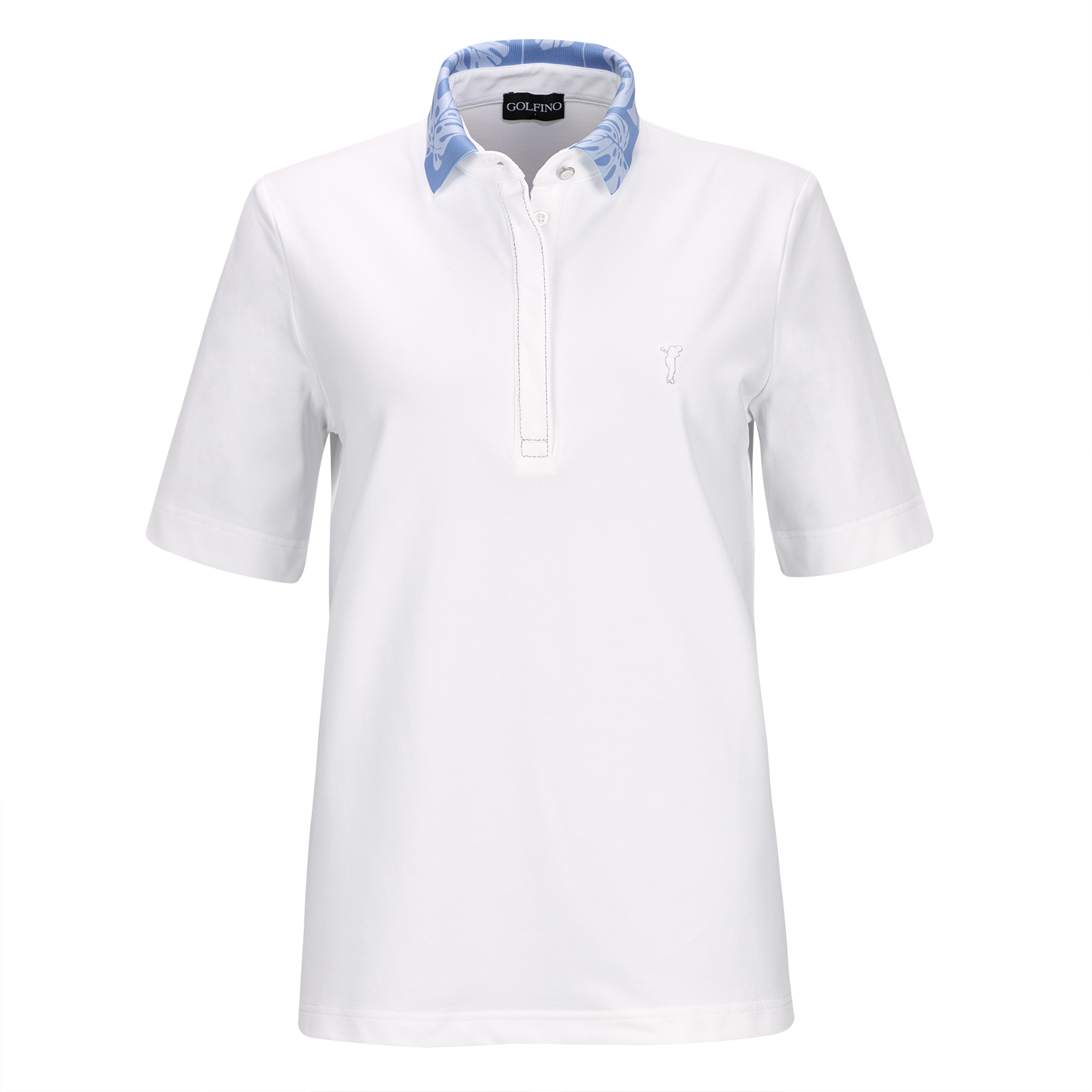 Palm Beach Damen Golfpolo mit Sun Protection und Stretch-Funktion