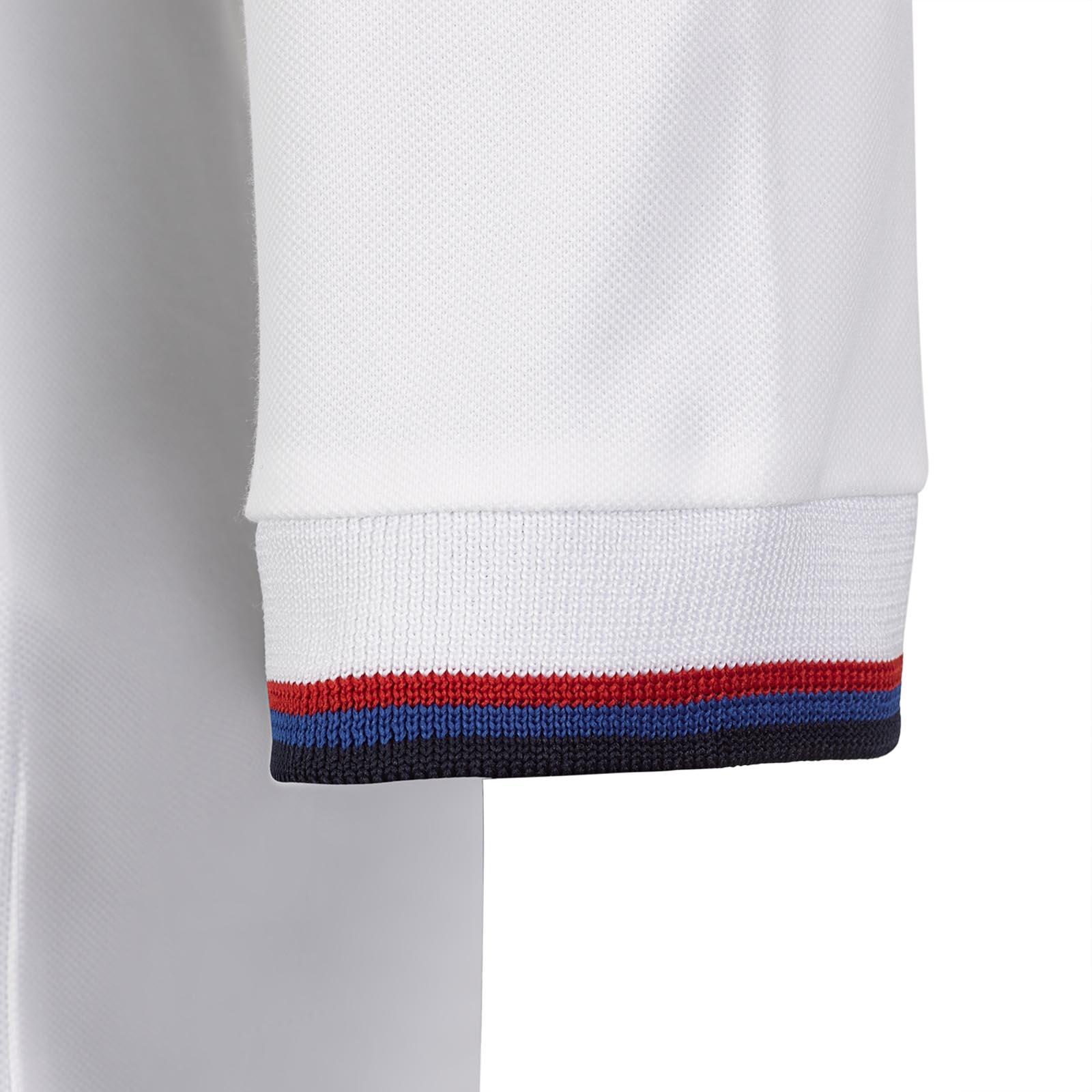 Premium Cotton-Blend 3/4-Arm Damen Poloshirt mit Sun Protection