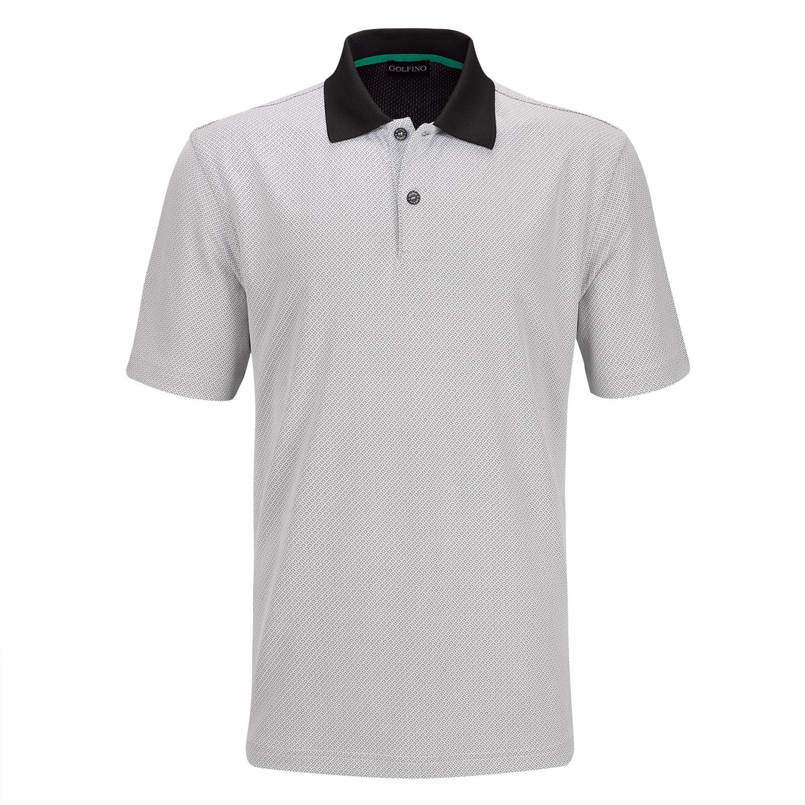 Casual Quick Dry Kurzarm Herren Golf-Piqué mit edler Optik