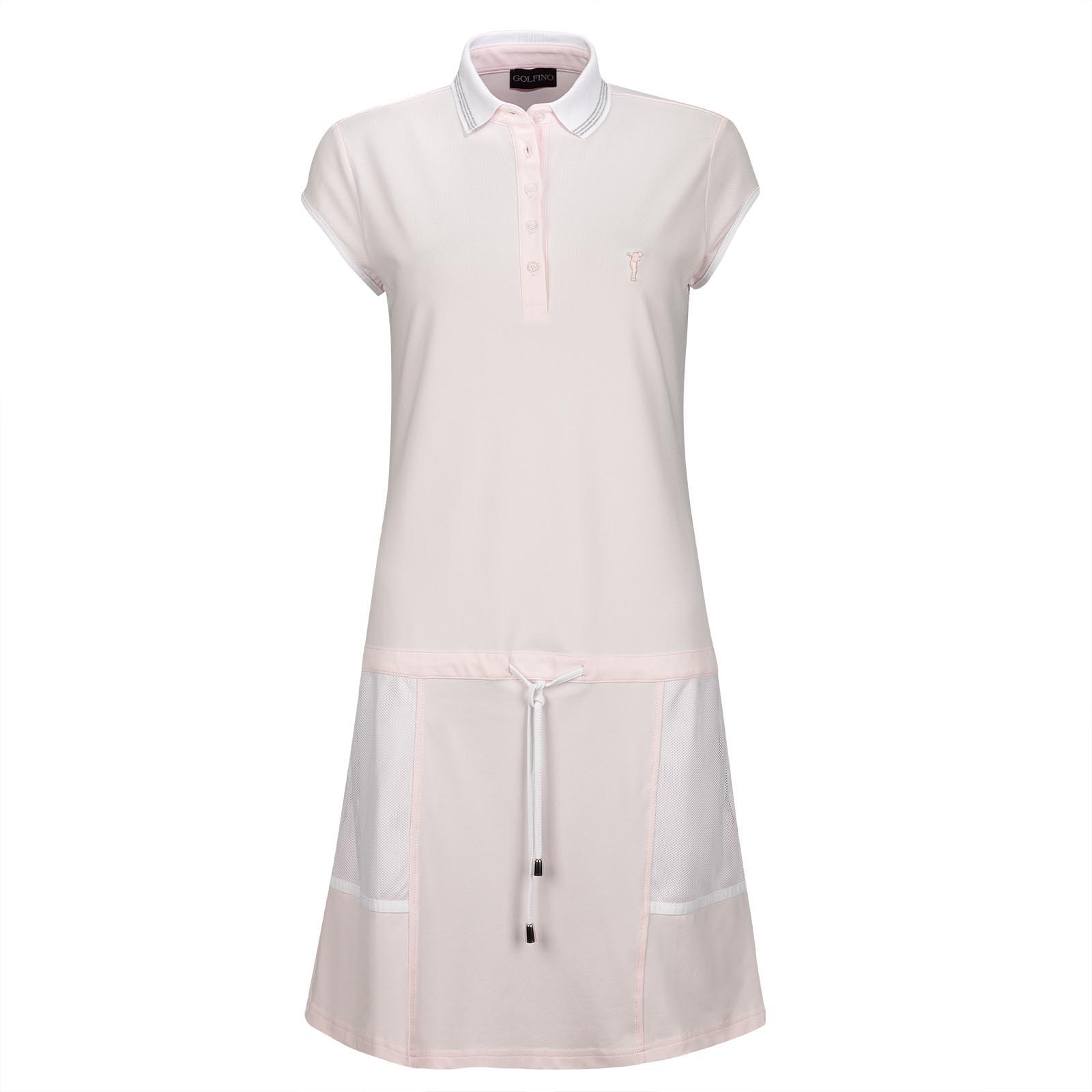 Ladies' Golf pique dress with Sun Protection