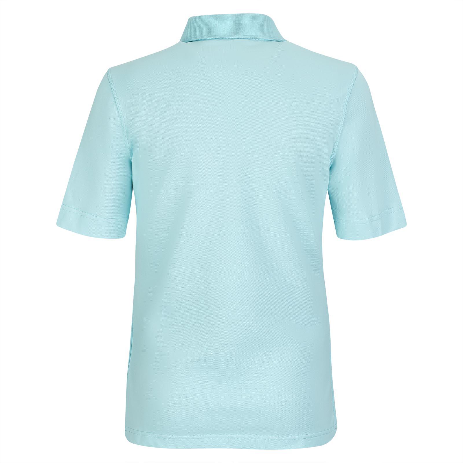 Damen Kurzarm-Funktions-Poloshirt