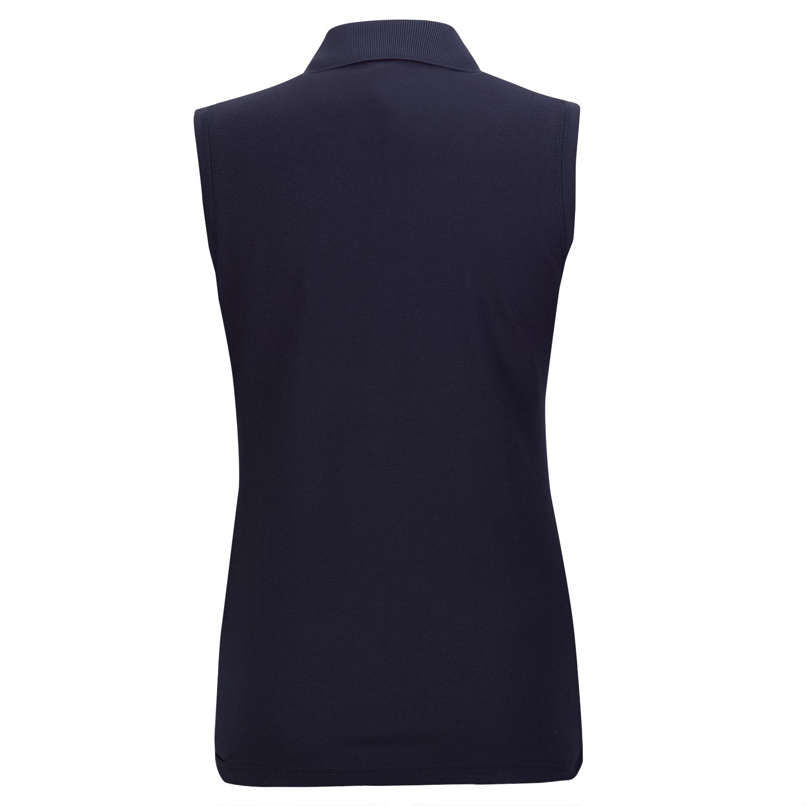 Ärmelloses Damen Techno Stretch Golfpolo
