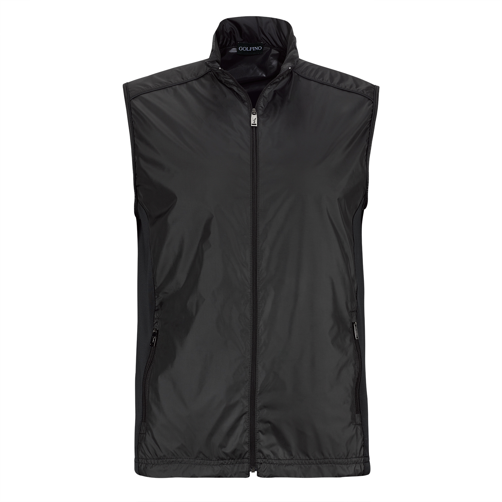 Ultra lightweight and breathable men's windprotection golf vest
