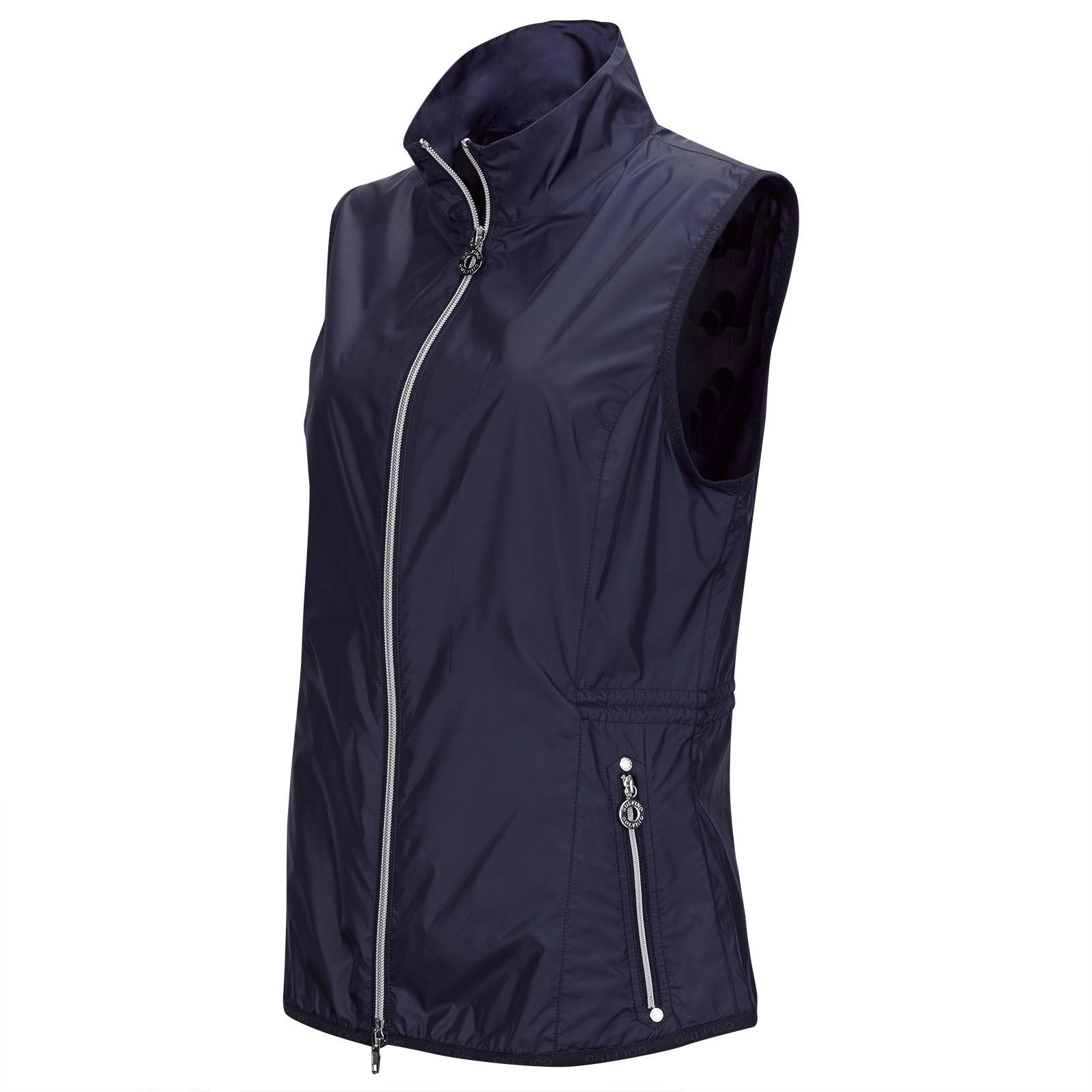 Ultraleichte und atmungsaktive Damen Golfweste Wind Protection